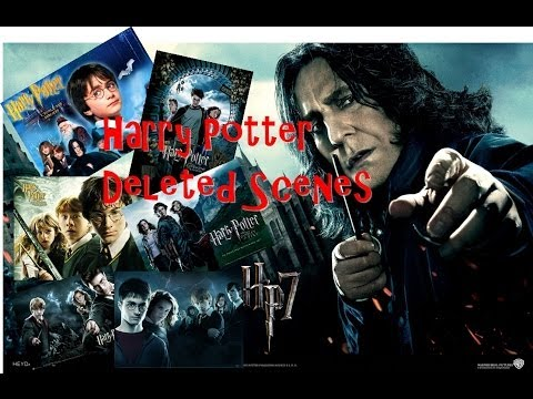 All Deleted Scenes From The Harry Potter Films !!! [hd] video