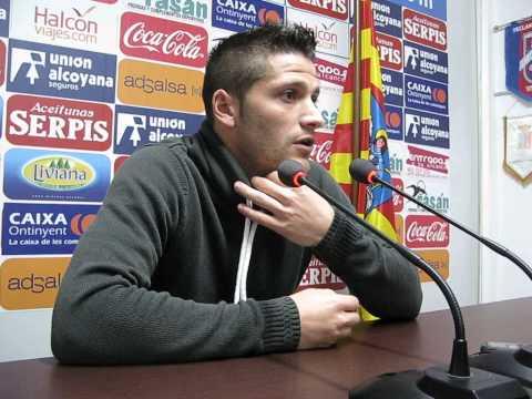 Israel Jerez. RDP post Alcoyano 1-1 Zaragoza B 1