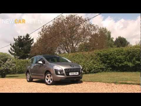 Peugeot 3008 : Car Review
