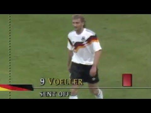 Wm 1990 Highlights Deutschland Holland Originalkommentar Inkl Spuckattacke