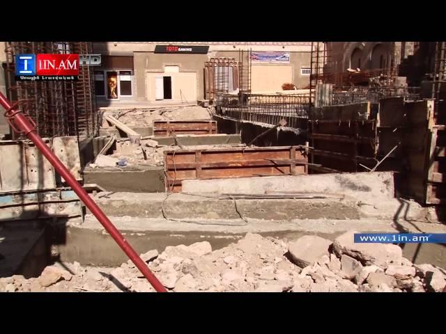 Աղվան Հովսեփյանը Քննչական կոմիտեից զատ իր համար նստավայր է կառուցում