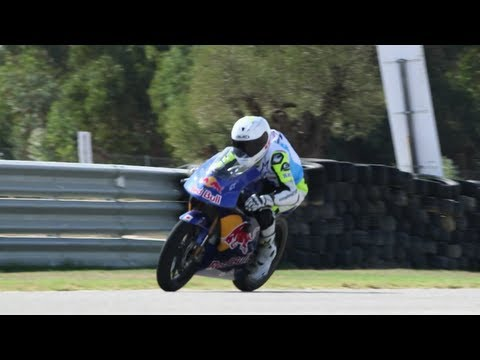 Red Bull MotoGP Rookies Cup 2013 - Selection Event