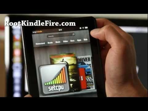 How to Root Kindle Fire on Mac OSX or Linux!