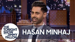 "Hasan Minhaj Starts a Beef with Justin Timberlake and Confronts Jimmy About ""Mama"""