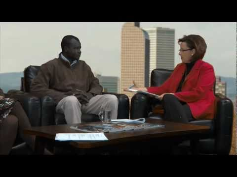 Driving Force Radio - Lost Boys of Sudan Part 1