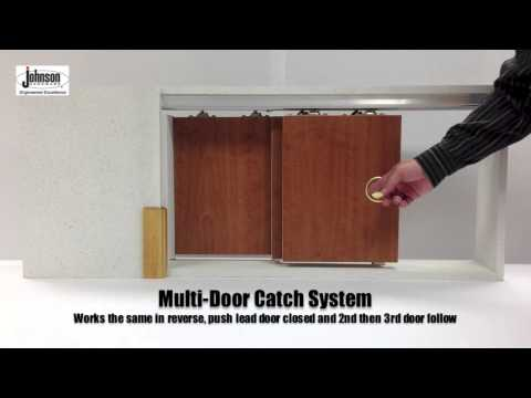 Johnson hardware 1700 series bi fold door hardware for 1700 series folding door instructions