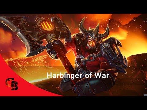 Dota 2: Store - Axe - Harbinger of War w/ The Summit