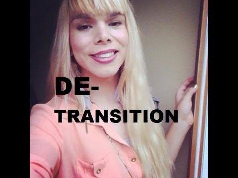 De Transitioning  Mtf  Transgender