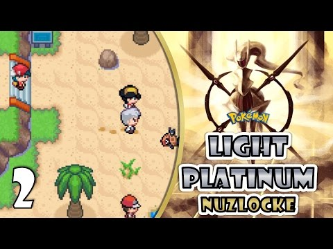 Pokémon Light Platinum Nuzlocke #2 - CARAS CONOCIDAS Y BUGS