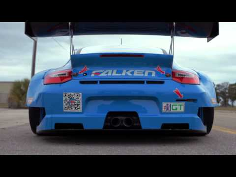 Falken opens the ALMS season with 2012 Porsche RSR