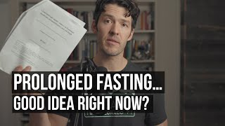 Fasting, Autophagy + How Chloroquine works and considerations right now