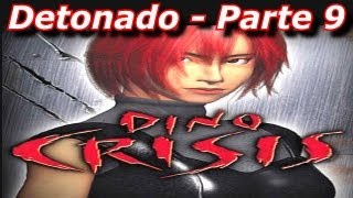 Detonado de Dino Crisis 1 (PS1) - Level Normal - Parte 9 - Initializer e Stabilizer