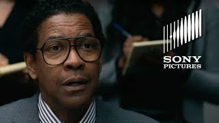 ROMAN J. ISRAEL, ESQ. - On the Stand with Denzel Washington