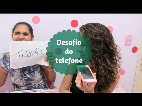 Desafio do telefone