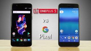 OnePlus 5 vs Google Pixel XL - Speedtest Comparison!
