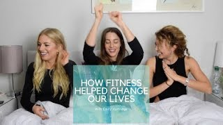 WHAT CHANGED OUR LIVES With EMILY HARTRIDGE Pillow chats episode 8