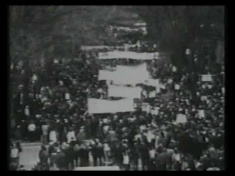 1969 Point Of Breaking (The Vietnam Protest - Washington, DC)