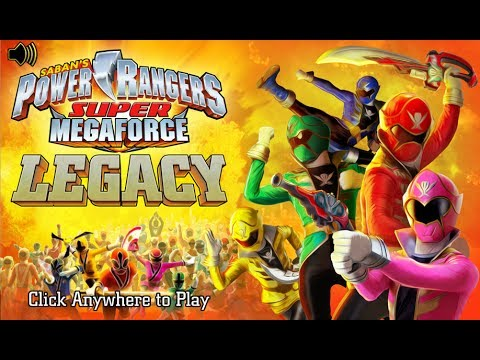Power Rangers Super Megaforce: Legacy (PC) - Tentacle Terrance