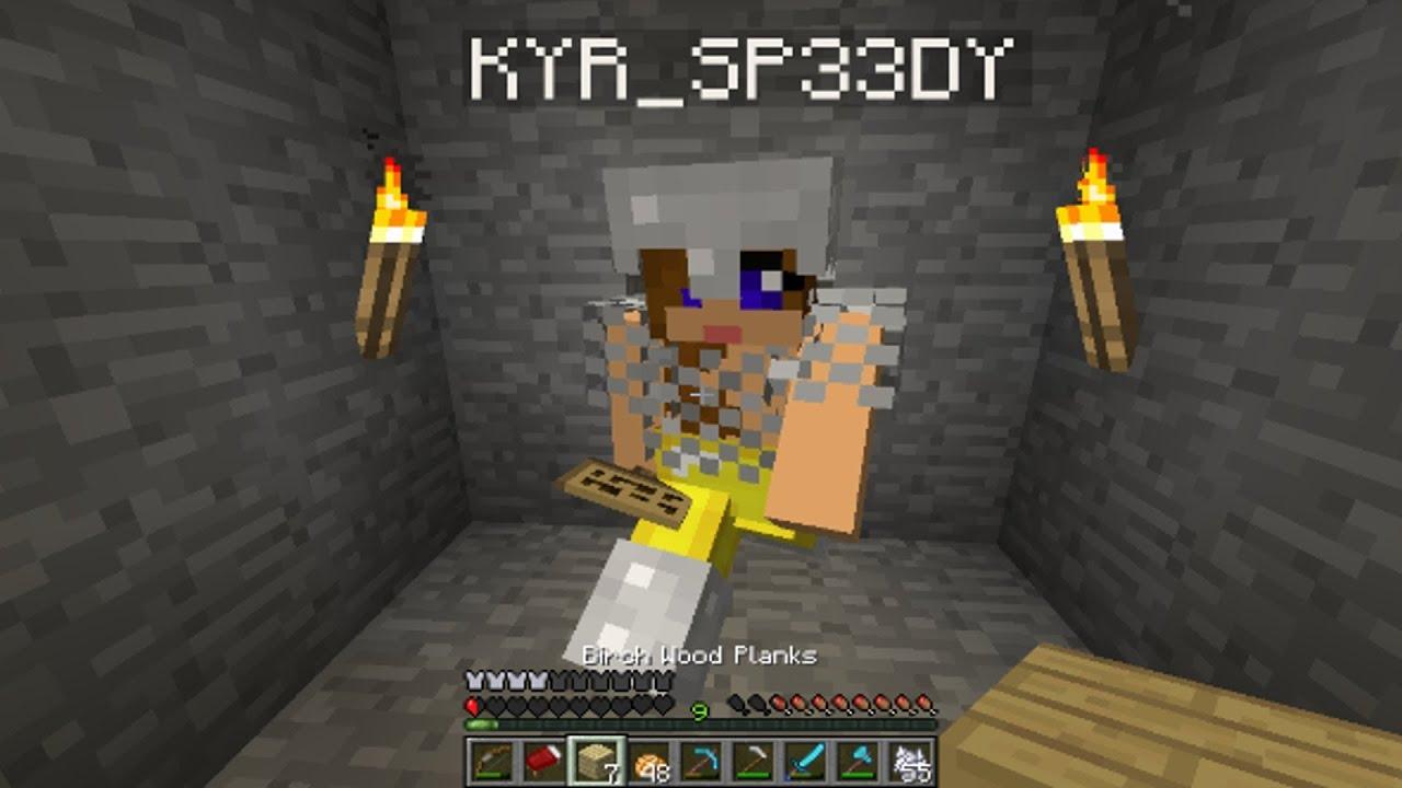 The crew kyr sp33dy minecraft
