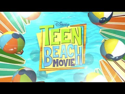 Teen Beach Movie - First Official Teaser - HQ