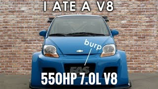 15 Most Ridiculous Engine Swaps