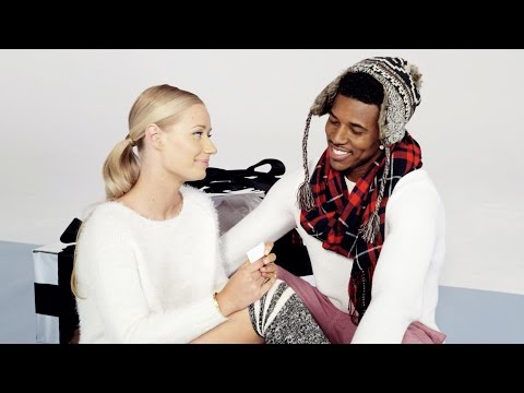 """So Fancy! Iggy Azalea Plays Forever 21's """"Questions From A Hat"""" With Nick Young, Covers Billboard Magazine (PHOTOS x VIDEO)"""