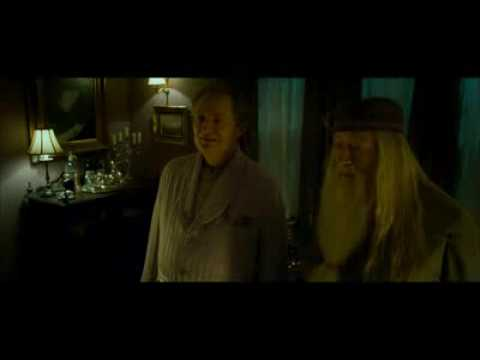 Harry Potter and the Half Blood Prince - Dumbledore & Harry Featurette HQ