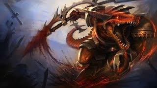 League of Legends [HD] - Showdown [New Game Mode] - Renekton & Morgana vs Thresh & Blitzcrank