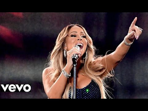 Mariah carey - LIVE at the