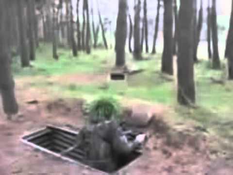 guerra - Falla al tirar la granada