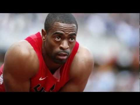Tyson Gay Weeps After Ending Worlds Fastest Race Without Medal