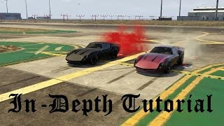 GTA 5 | How To Clutch Kick & Engage Speed Boost
