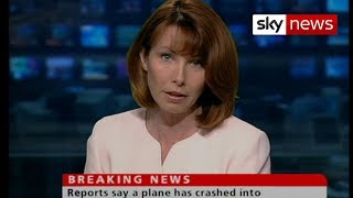 18 Years On: Sky News' 9/11 Coverage