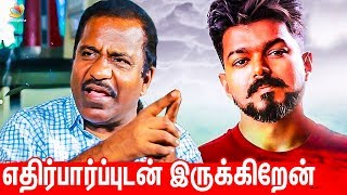 I'm Excited to do My Next with Vijay : Actor Charle Interview | Thalapathy 63 | Vellai Pookal
