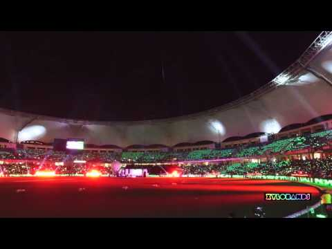 Dubai Opening Ceremony Cricket