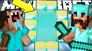 If a PROS ONLY Dimension was Added to Minecraft