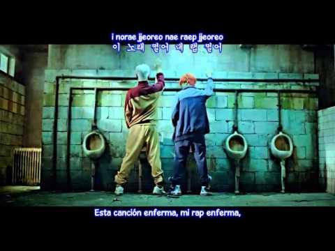 BIGBANG (GD&TOP) - Zutter MV (Sub Español - Hangul - Roma) HD