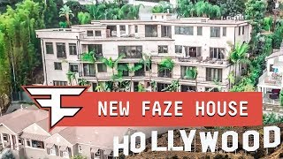 FAZE HOUSE HOLLYWOOD - Official House Tour