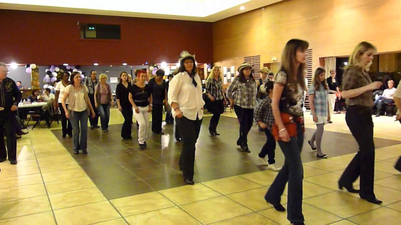 Soir e country a breuillet 91 dance part 05 faire un for Breuillet 91
