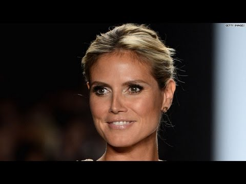 Heidi Klum reveals divorce drama to Katie Couric