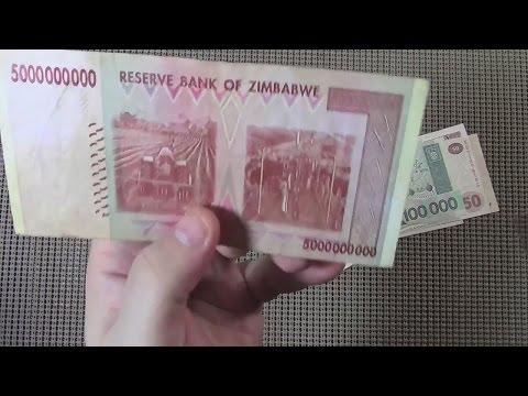 Вторая часть банкнот разных стран