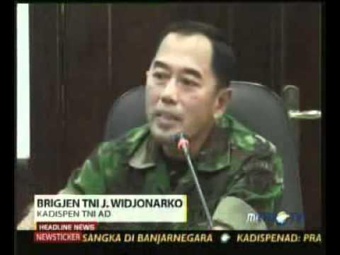 Persiapan Perang TNI