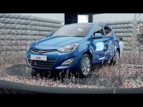 Hyundai - i20 (2012) реклама
