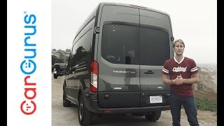 2017 Ford Transit | CarGurus Test Drive Review