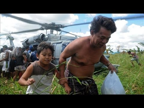Anatomy of a Relief Effort: Aid to the Philippines