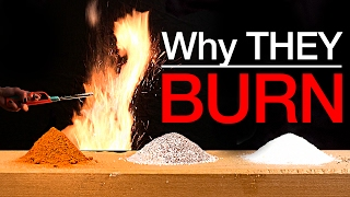 6 Extremely Flammable Household Powders