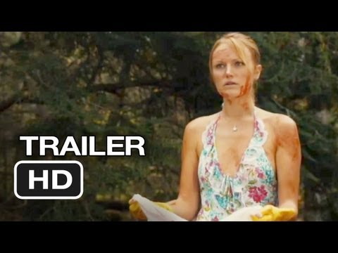 Cottage Country Official Trailer #1 (2012) - Malin Akerman Movie HD
