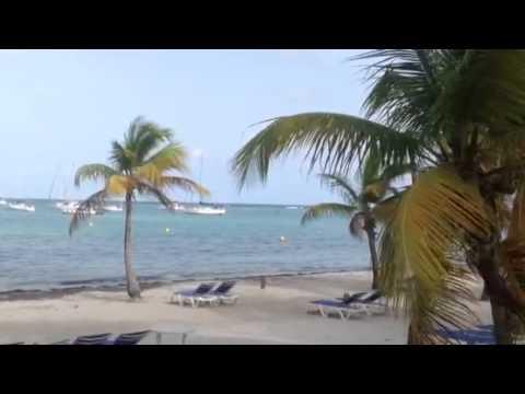 """Guadeloupe-Travel à l'hôtel """"La Cocoteraie"""", en Guadeloupe"""