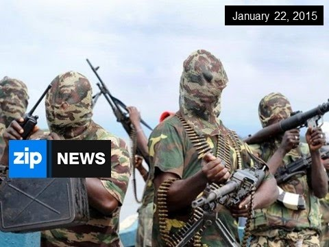 Boko Haram Claims Baga Attack - Jan 22, 2015