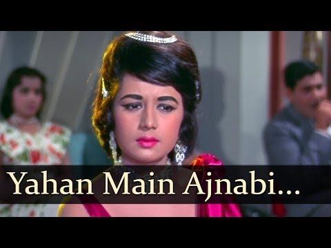 Jab Jab Phool Khile - Yahan Main Ajnabi Hoon Main Jo Hoon -...